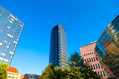 Dortmund, Germany. Architecture in downtown Dortmund, Germany Royalty Free Stock Images