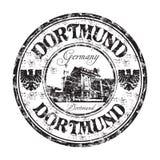 Dortmund grunge rubber stamp Royalty Free Stock Image