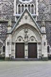 Dortmund kyrka Arkivfoton