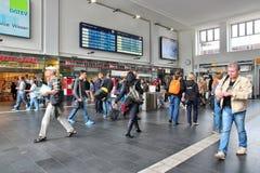 Dortmund station Stock Image