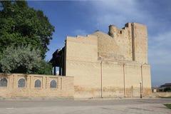 The Dorus-Siadat in Shakhrisabz, Uzbekistan Royalty Free Stock Photography