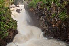 Dorwin Falls Stock Photo