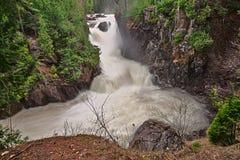 Dorwin Falls Stock Images