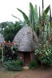 Dorze Hütte Lizenzfreies Stockfoto