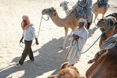 Dos Berbers Fotos de archivo