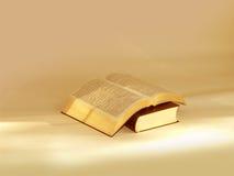 Dos biblias santas Fotografía de archivo libre de regalías