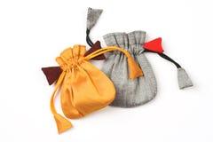 Dos bolsas de la joyería Foto de archivo libre de regalías