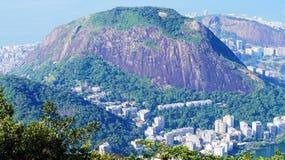 Dos Cabritos Рио-де-Жанейро Бразилия Morro Стоковое фото RF