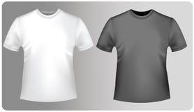 Dos camisetas. Fotografía de archivo libre de regalías