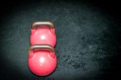 Dos campanas de la caldera Imágenes de archivo libres de regalías