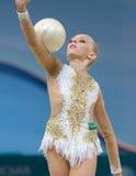 32dos campeonatos del mundo de la gimnasia rítmica Fotos de archivo