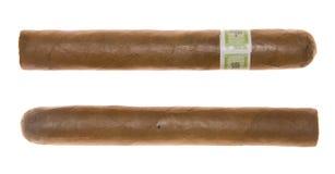 Dos cigarros Imagen de archivo libre de regalías