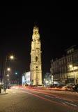 Dos Clerigos de Igreja, Porto Fotos de Stock