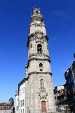 Dos Clerigos van Torre Royalty-vrije Stock Foto