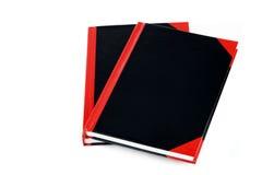 Dos cuadernos Fotografía de archivo