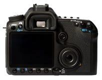 Dos d'appareil-photo de Digitals SLR photos libres de droits