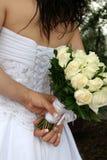 Dos de bouquet Images libres de droits