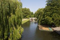 Dos de Cambridge Photos stock