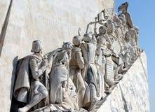 DOS Descobrimentos de Padrão en Lisboa, Portugal fotos de archivo