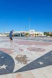 Dos Descobrimentos de Padrao, Lisboa Fotografia de Stock