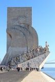 Dos Descobrimentos de Padrao - monumento às descobertas imagens de stock royalty free