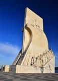 Dos Descombrimentos de Padrao, Lisboa imagem de stock royalty free