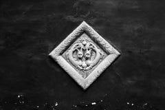 Dos dragones Imágenes de archivo libres de regalías