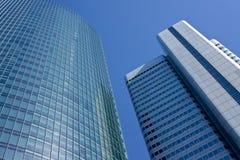 Dos edificios del negocio Imagen de archivo