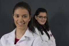 Dos enfermeras Foto de archivo