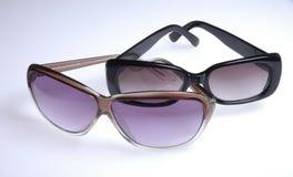 Dos gafas de sol Imágenes de archivo libres de regalías