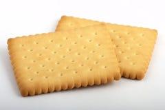 Dos galletas Imagen de archivo libre de regalías