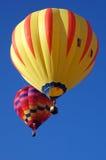 Dos globos Foto de archivo libre de regalías