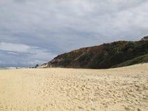 DOS Golfinhos - plage de natal, le Rio Grande do Norte, côte du nord-est de plage et de Baia de Pipa du Brésil images stock