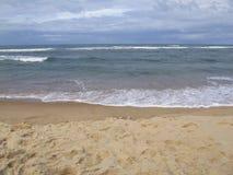 DOS Golfinhos - plage de natal, le Rio Grande do Norte, côte du nord-est de plage et de Baia de Pipa du Brésil photos libres de droits