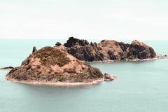 Dos Hermanos Island Lizenzfreies Stockfoto