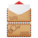Dos iconos del correo libre illustration