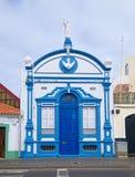 Dos Inocentes a Dinamarca Guarita de Imperio, Angra, Açores Fotos de Stock Royalty Free