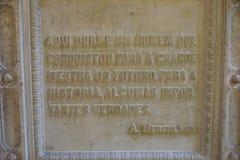 DOS JerÃ'nimos Mosteiro - πίστη και τέχνη της Πορτογαλίας στοκ φωτογραφία με δικαίωμα ελεύθερης χρήσης