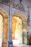 DOS JerÃ'nimos Mosteiro - πίστη και τέχνη της Πορτογαλίας στοκ φωτογραφία