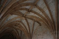 DOS JerÃ'nimos Mosteiro - πίστη και τέχνη της Πορτογαλίας στοκ φωτογραφίες