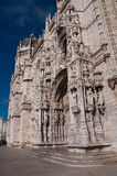 DOS Jerónimos de Monastero Fotografía de archivo