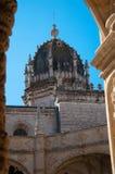 DOS Jerónimos de Monastero Fotos de archivo