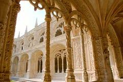 DOS Jeronimos de Mosteiro photo libre de droits
