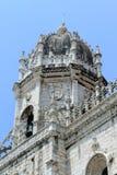 Dos Jeronimos de Mosteiro Foto de Stock Royalty Free