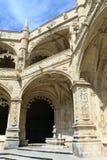Dos Jeronimos de Mosteiro Fotografia de Stock Royalty Free