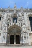 Dos Jeronimos de Mosteiro Imagens de Stock