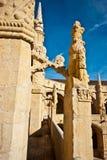 DOS Jeronimos de Mosteiro Image libre de droits