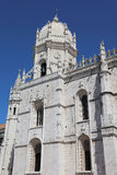 DOS Jeronimos de Mosteiro lisboa Fotografía de archivo