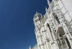 DOS Jeronimos, Lisbonne de Belem Monasteiro images libres de droits