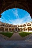 Dos Jeronimos Mosteiro Стоковые Изображения